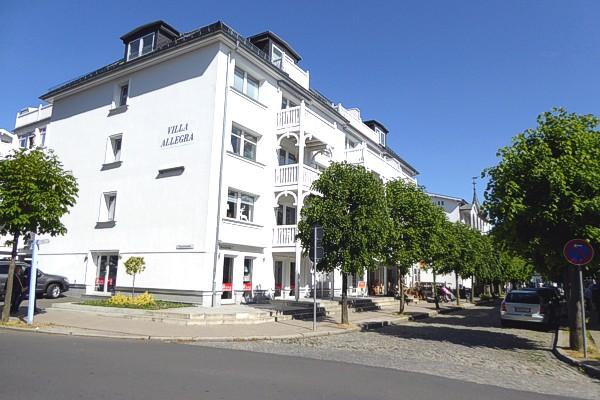 Ferienwohnung Perle in Binz / Rügen
